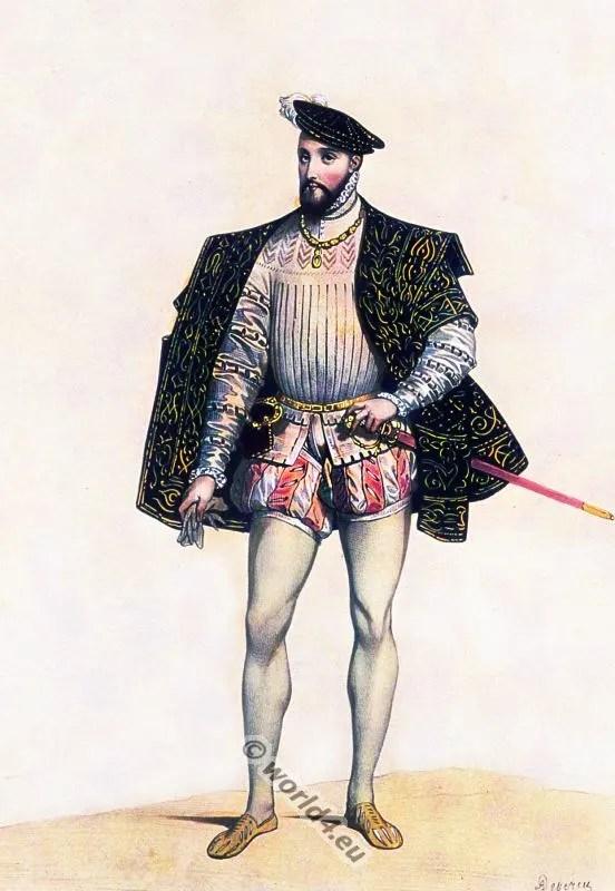 Henry II, King, France, Valois-Angoulême, Renaissance