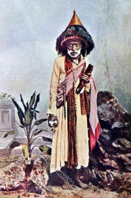 National costumes of India