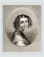 Virginie Ancelot French writer and painter. Early feminism, femme fatale
