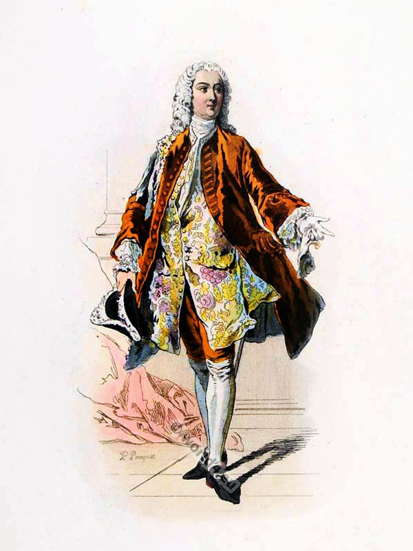 Fashion and costume in the 18th century costume history for French rococo period