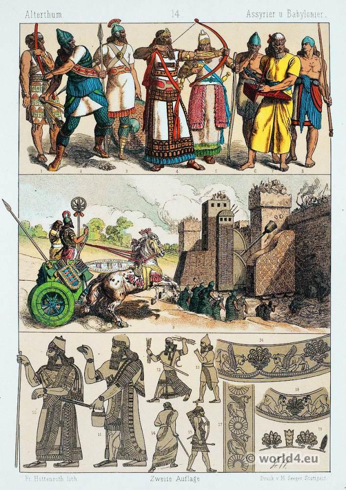 Assyrian, Babylonian c...