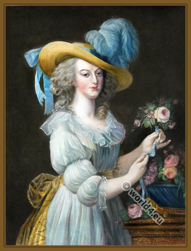 Marie Antoinette, France, Versailles