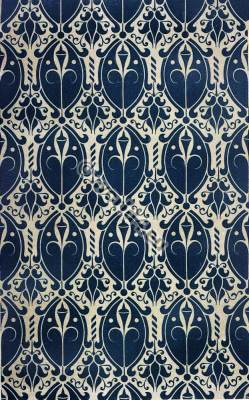 Italian renaissance fabrics. 15th century fabrics design at Louvre. According to Jean de Fisole. Middle ages textil.