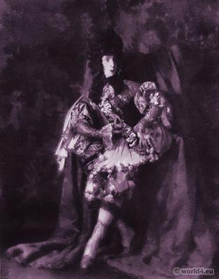 Alexander Sakharov dancer, choreographer, painter and teacher. Dance Costume.