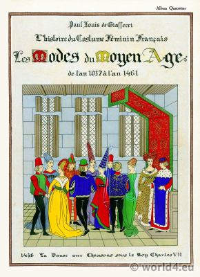 The Modes of the Middle Ages of the Year 1037 to the year 1461