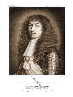 Louis XIV, Louis le Grand, Roi-Soleil
