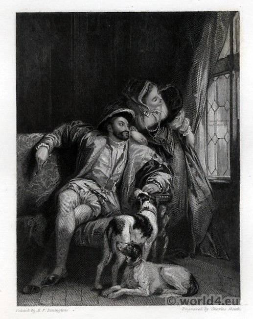 Marguerite, Navarre, Francis I, Renaissance, Costumes, history
