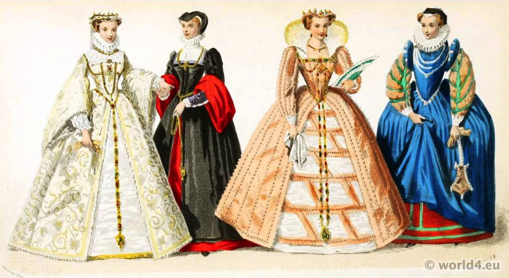 Fashion under the Reign of Charles IX. | Costume History