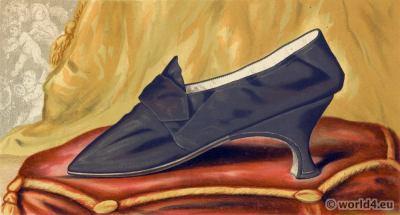 Mary Stuart Queen. Tudor fashion era. Scots. Shoes. 15th century fashion.