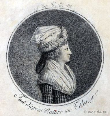 The Telescope Portrait. The Princess Royale, Marie Thérèse of France. French Revolution History