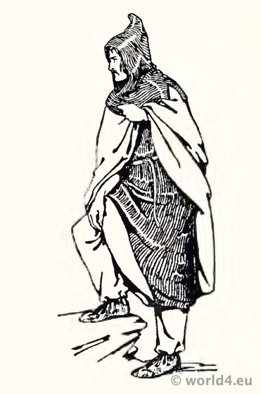 Frankish Merovingian Costume History Costume History