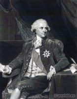 James Harris, 1st Earl of Malmesbury 1746–1820. English diplomat. Portrait French Revolution History