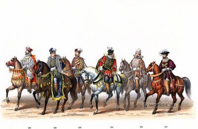 Knights, Order, Golden, Fleece, Renaissance, military, costumes, Dutch Guelderian, War,
