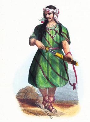 Carian Anatolia Persian traditional costume