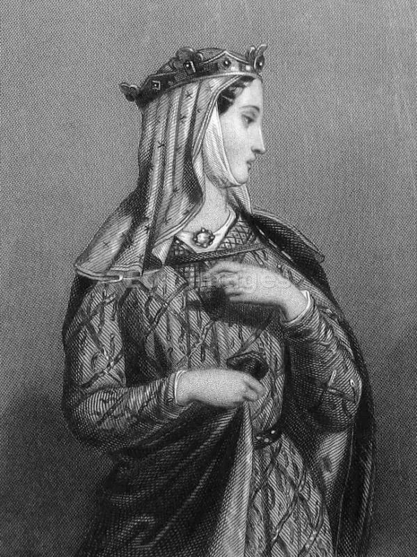 Eleanor, Aquitaine, Medieval Queen, Middle ages,