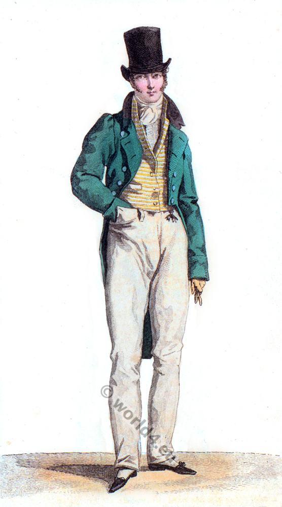 restoration or romanticism fashion era costume history