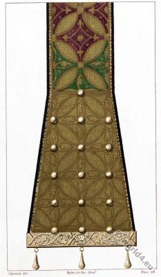 Étoile de Saint Thomas Becket. Monastic clothing. Archbishop England