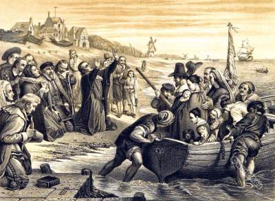 Mayflower, pilgrim fathers, England, Baroque, history, fashion