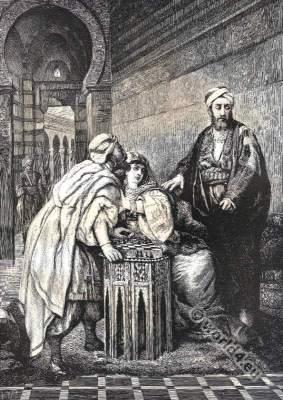 Sultan Saladin. Sister Sittah. Nathan the Wise. Gotthold Ephraim Lessing. German Enlightenment.