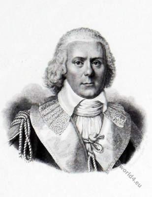 Paul Barras, Politician, French Revolution costumes
