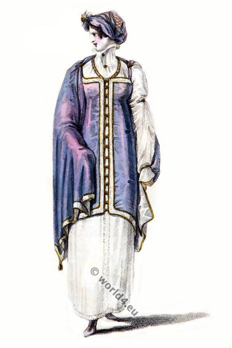Regency, costume, dress, Georgian, fashion, history,