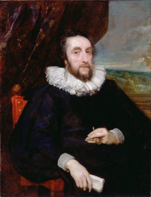 Thomas Howard, 21st earl of Aurundel, 1st Earl of Norfolk. English nobility 17th century