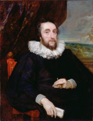 Thomas Howard, 21st earl of Aurundel, 1st Earl of Norfolk. English nobility 17th century