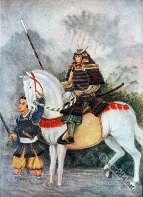 Shogun Toyotomi Hideyoshi. Japanese military leader. Tokugawa dynasty.