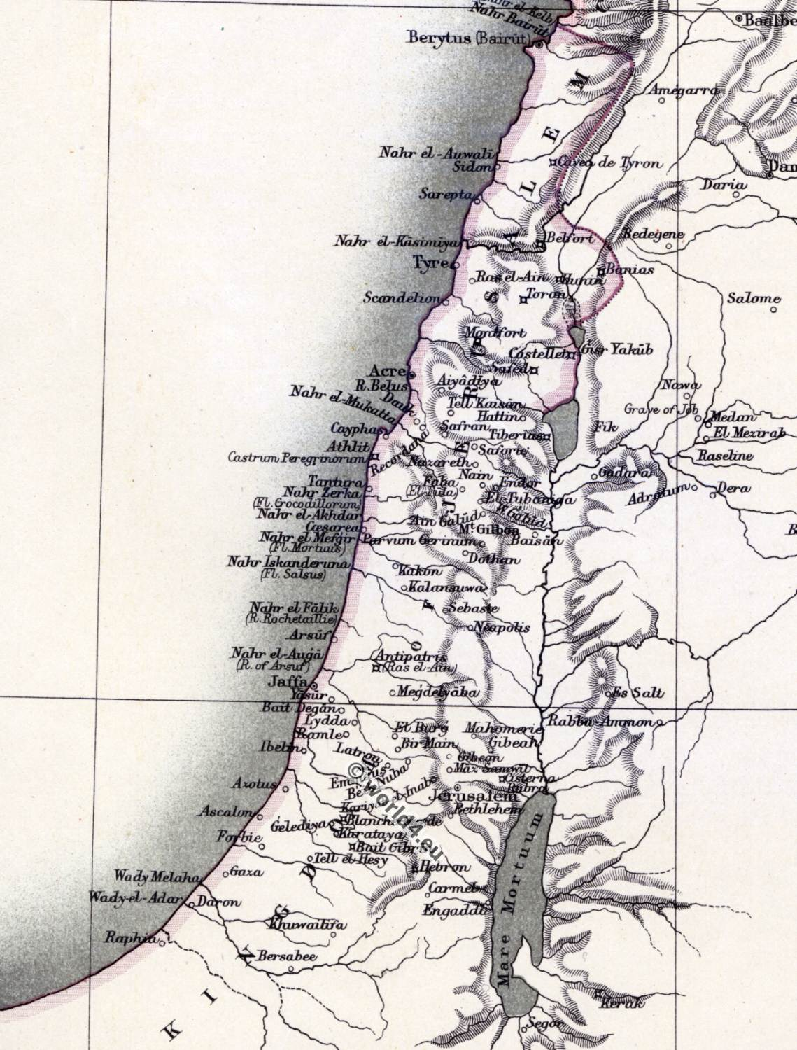 The prinlity of Antioch. The crusades. Map of Syria.   World4 on beirut on map, islam on map, constantinople on map, damascus on map, rome on map, medina on map, london on map, israel map, aleppo on map, baghdad on map, amman on map, cairo on map, golan heights on map, alexandria on map, mecca on map, middle east on map, kabul on map, juba on map, gaza on map, tel aviv on map,