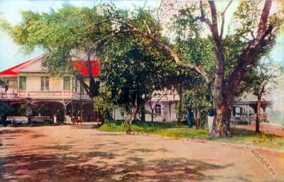 Malacañang Palace. Manila, Philippines. American Military Governor. American colonialism. Philippine–American War.