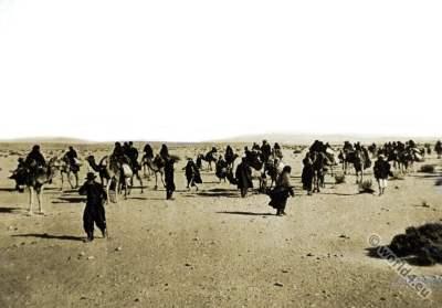 Russian Pilgrims. Landscape. Palestine, Arabia, Syria. Photogravure.