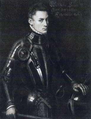 William the Silent. William I, Prince of Orange and Nassau. Renaissance knight.
