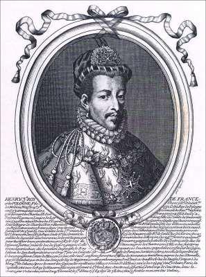Henri III., King of France. Valois. Armessin. 16th century. Huguenot wars France. Renaissance fashion history.