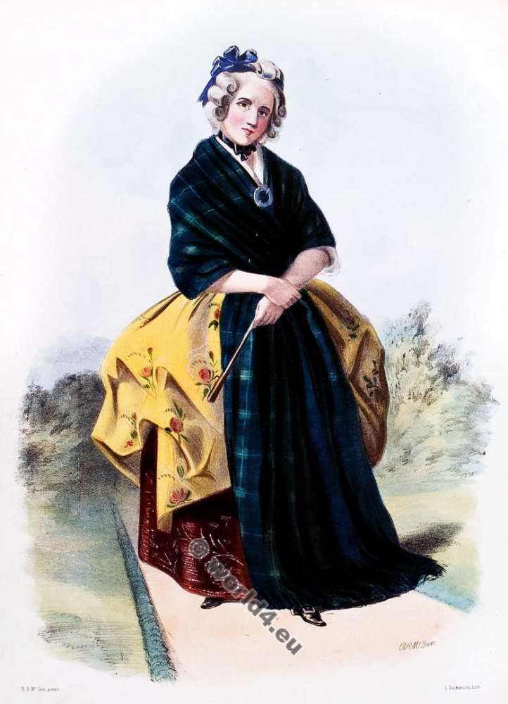 Clann Laomainn. The Lamonds. Clan. Tartan. Scotland national costume. Clans of the Scottish Highlands.