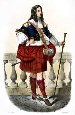 Clan Donnchaidh. The Robertsons. Scottish Clans. Tartan. Scotland. Clans of the Scottish Highlands.