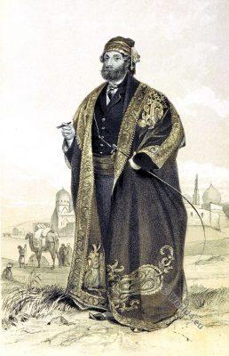 Dracoman. Vincenzo Belluti. Dracoman. Ottoman empire costumes.