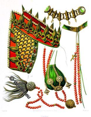 Accessoires, 15th century, middle ages, renaissance, fashion, history