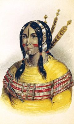 Gwitchin, Gwich'in, Saviah, Kutchin, Alaska, native indian, Kutcha-Kutchin, dress, costume, traditional, North America,
