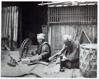 Cotton, spinning, historical, Japan, Kazuma Ogawa, Photographer,
