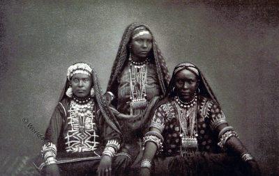 Aden, Somalia, Arabian woman, Africa, Costume history, Fashion History