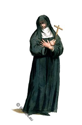 Nun, habit, Religieuse, Order, Augustine, St. Ausgustin, Ecclesiastical, Roman Catholic Church