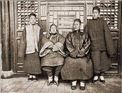 Bound Feet, China, Wife, Robert Coltman