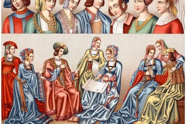 Fashion, Middle ages, Headdresses, Renaissance, Clothing, dress, costumes,