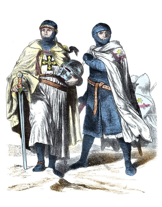 Court Master, Teutonic Order, Knights, Crusaders, Armor,