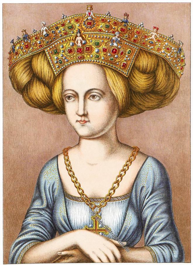 Nuremberg, patrician, bridal, crown, Renaissance, Hefner-Alteneck