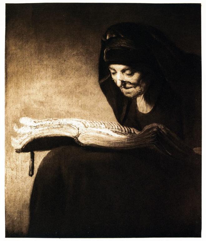Rembrandt van Rijn, Portrait, mother , baroque, collection, Wilton house