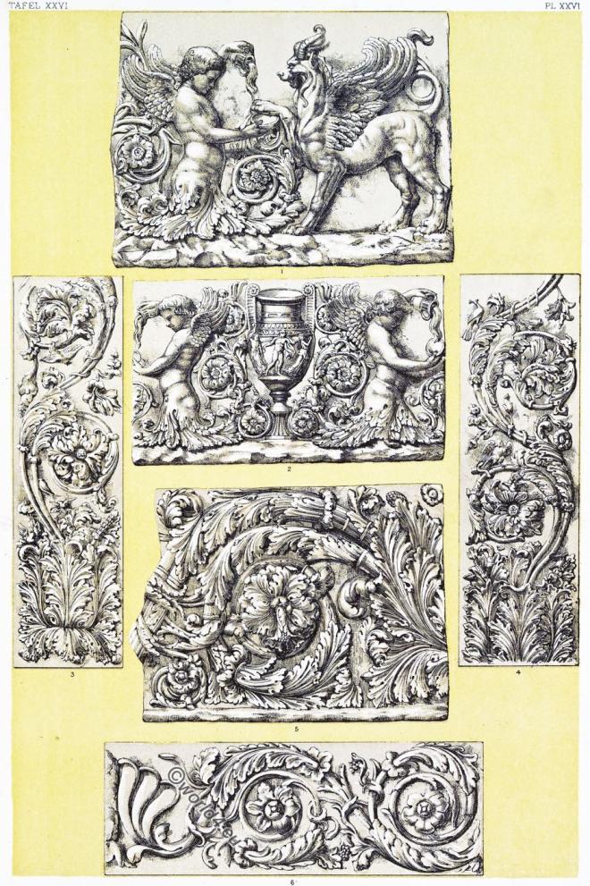 Roman, Ornament, Owen Jones,