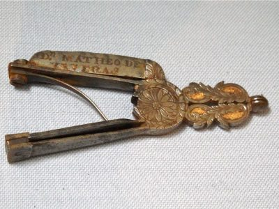 Antique Multipurpose Knife With Pliers Spain 18th Century