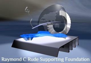 Raymond C Rude Foundation Logo