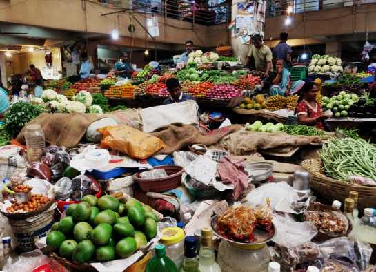 fruits Panaji market goa